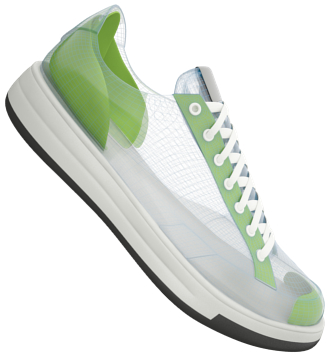 Shoe 45deg image
